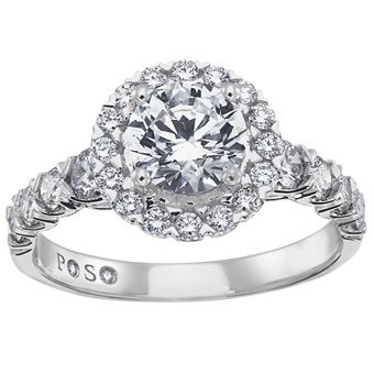 Brides: Rogers Jewelers / Andrews Jewelers :  Passion Stone 102146743
