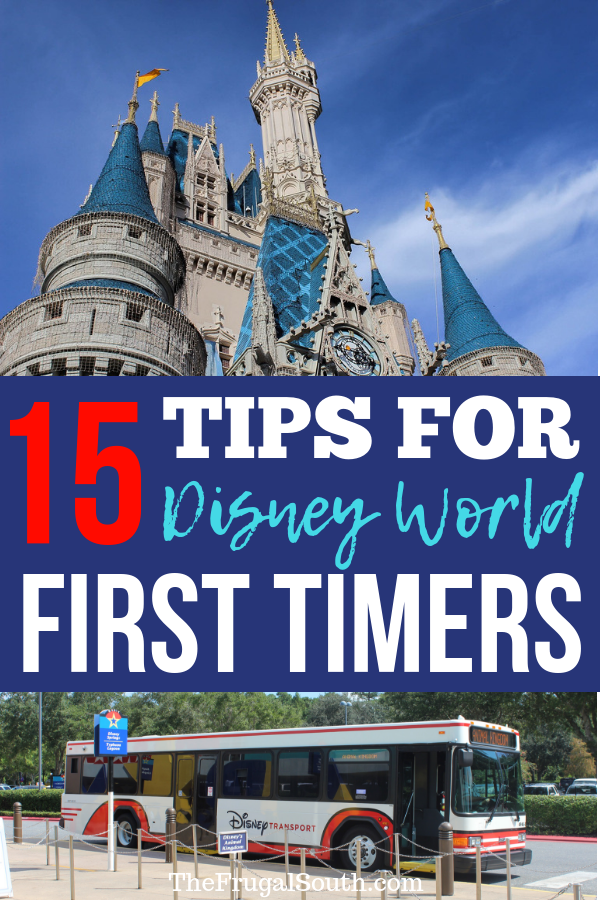 15 BEST Disney World Tips For First Timers