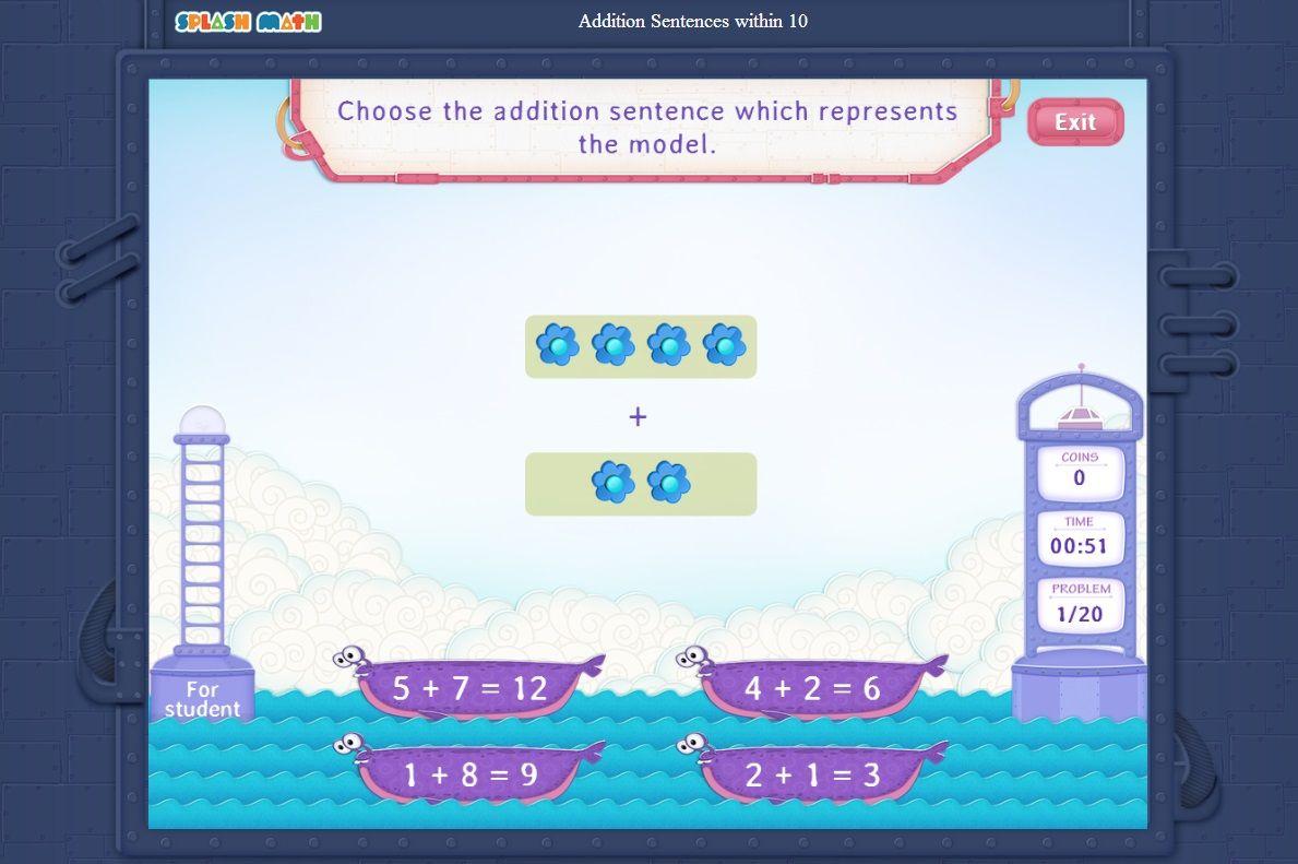 Fun Math Practice For Grade 2