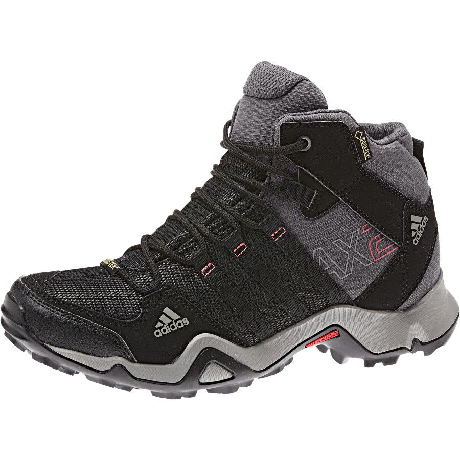 Adidas Outdoor - AX2 Mid GTX Hiking Boot - Women's - Carbon ...