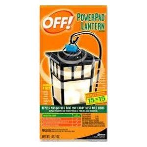 Off! Powerpad Lantern   Keeps Mosquitoes Away Better Than Any Citronella  Candle Iu0027ve