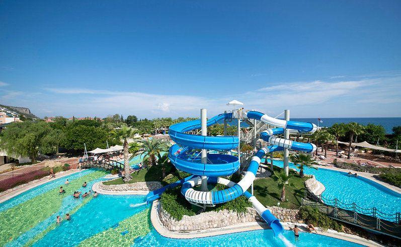 Luxurioser All Inclusive Familienurlaub An Der Turkischen Riviera Im 5 Sterne Hotel Direkt Am Strand 8 Tage A Turkische Riviera Familienurlaub Familien Urlaub