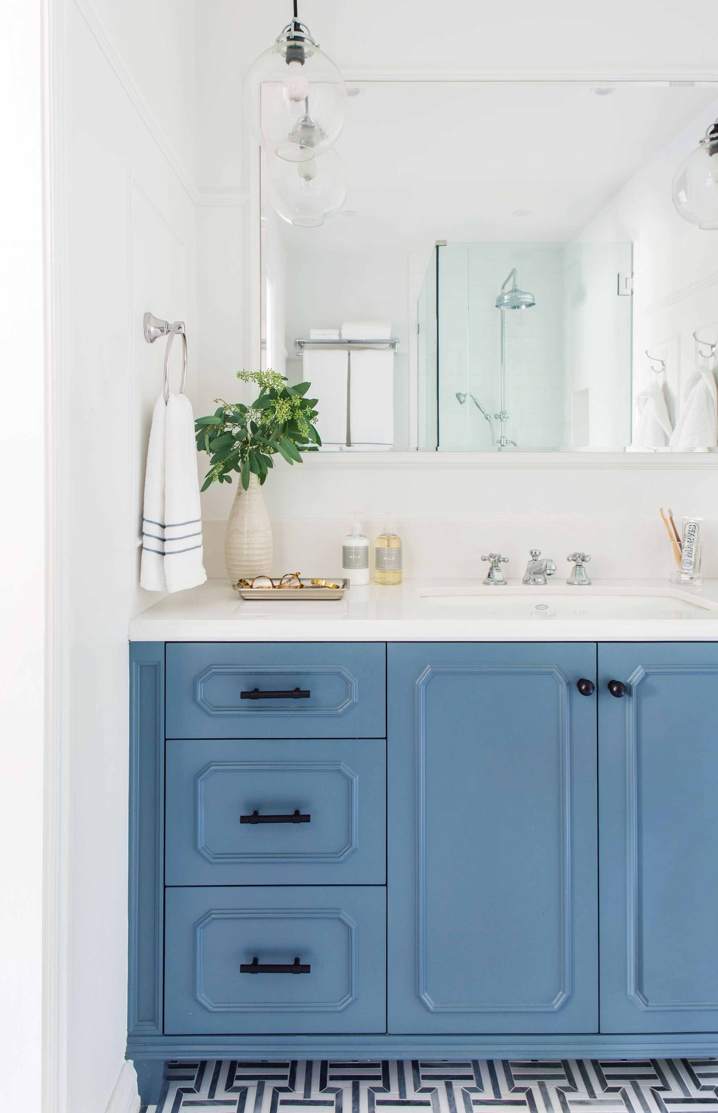 Silver Lake Hills Master Bath Reveal | Pinterest | Master bathrooms ...