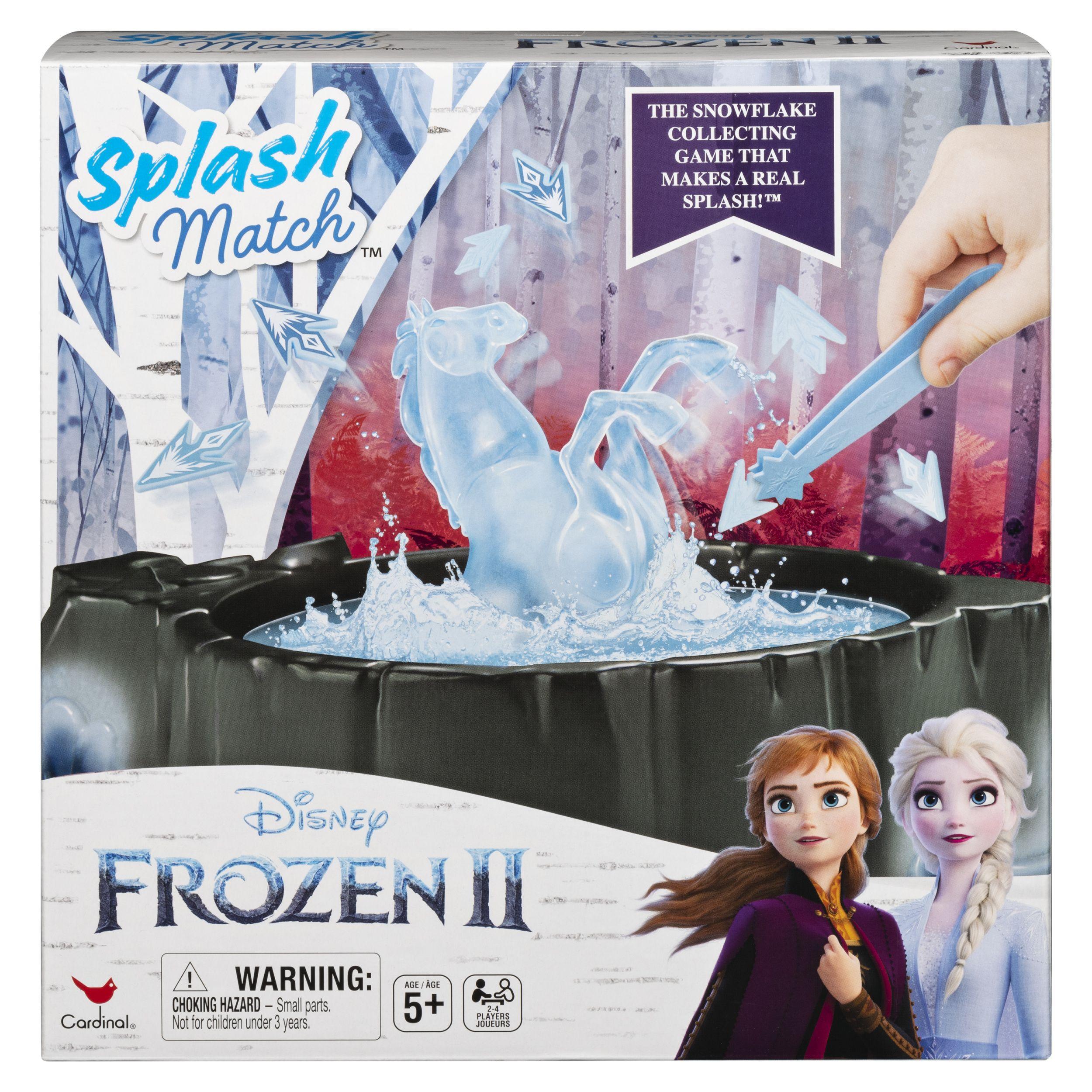 5 Figurines lot jeu Frozen 2 Adventure Collection