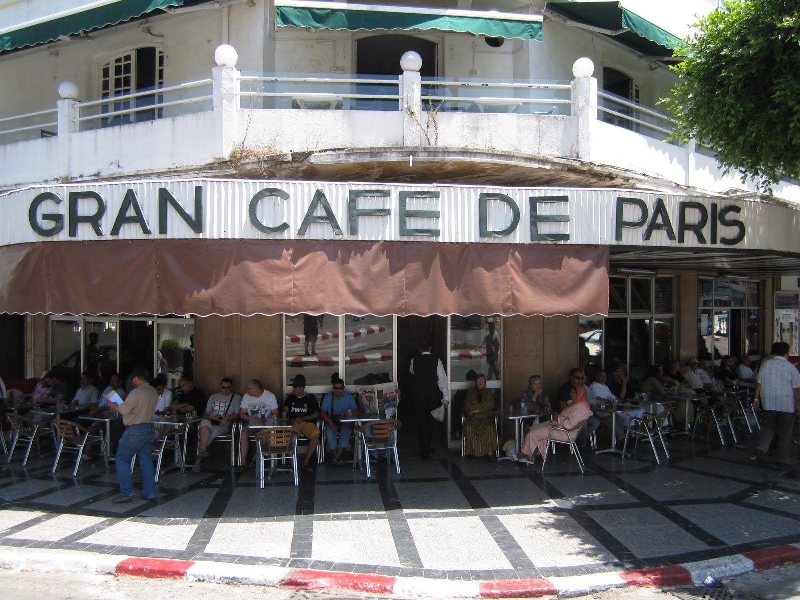 Gran Cafe De Paris Tangiers