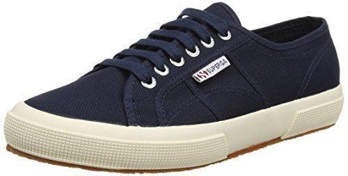 Superga2750 COTU Shirt - Zapatillas Adultos Unisex, Color Azul, Talla 41