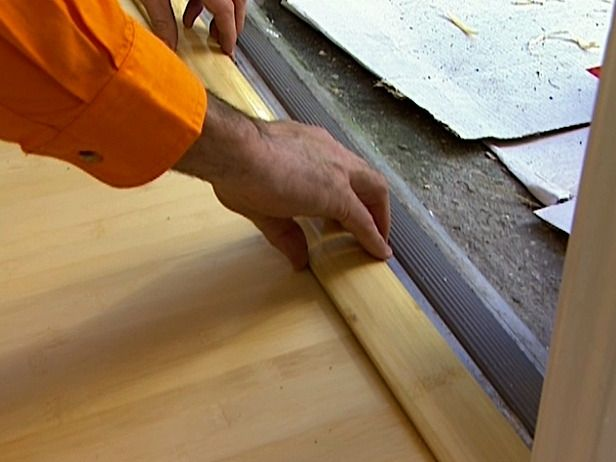 How to install laminate flooring base moulding moldings for Installing laminate wood flooring