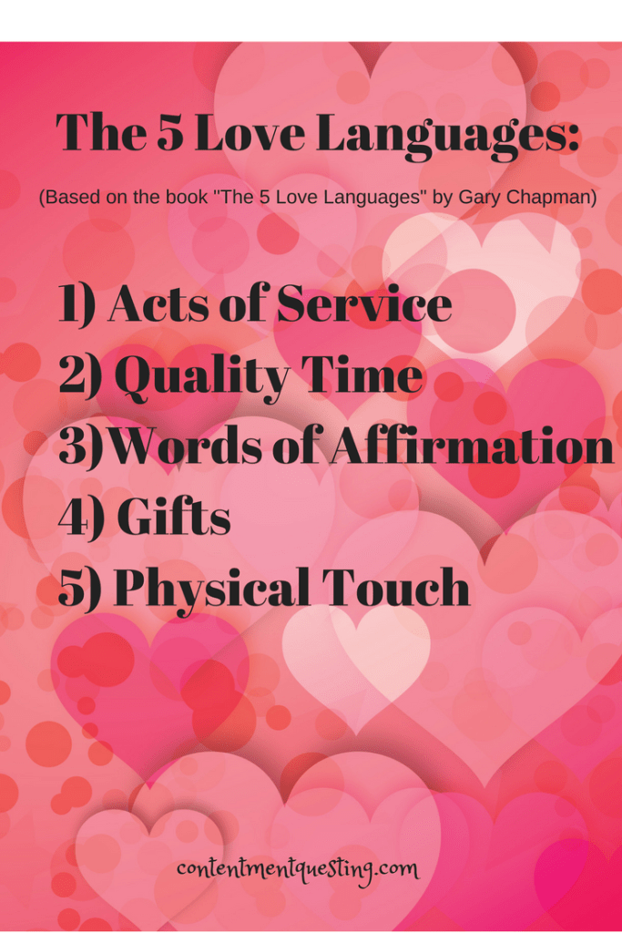 Your Cheat Sheet on Speaking the 5 Love Languages | 5 love ...