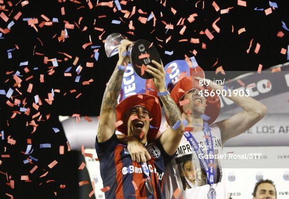 San Lorenzo, Campeón del Torneo Inicial 2013