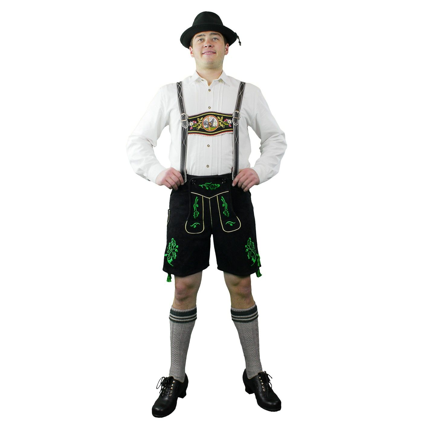 Authentic lederhosen German bavarian lederhosen men trachten wear oktoberfest