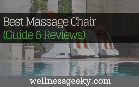 Best Massage Chair Reviews 2019 TOP Models [Dec. 2019 Guide]