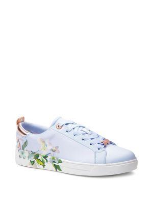 Ted Baker London Orosa Floral Printed Sneakers En 2019