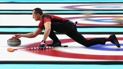 Those snide remarks? U.S. curling team members let them slide