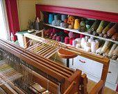 Bufanda tejida a mano personalizado / / regalo / tejido Holiday Fashion / / pidge pidge personalizado