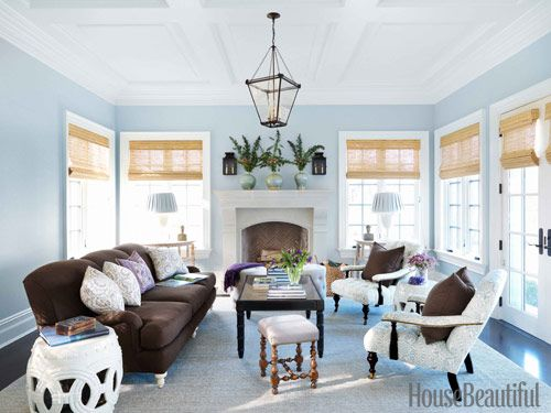 What The Color Of Your Living Room Says About You Living Room Paint Living Room Designs Room Colors