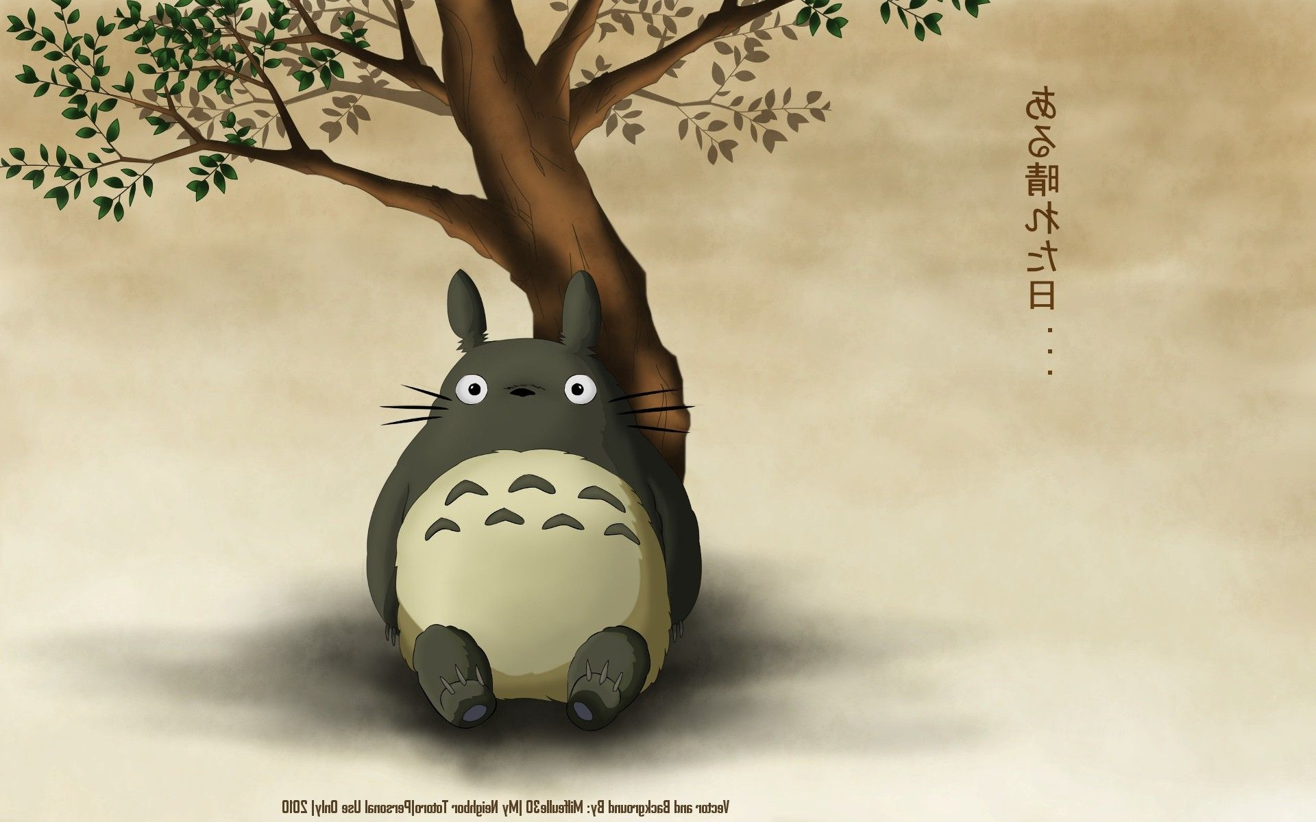 Totoro, My Neighbor Totoro, Anime Wallpapers HD / Desktop