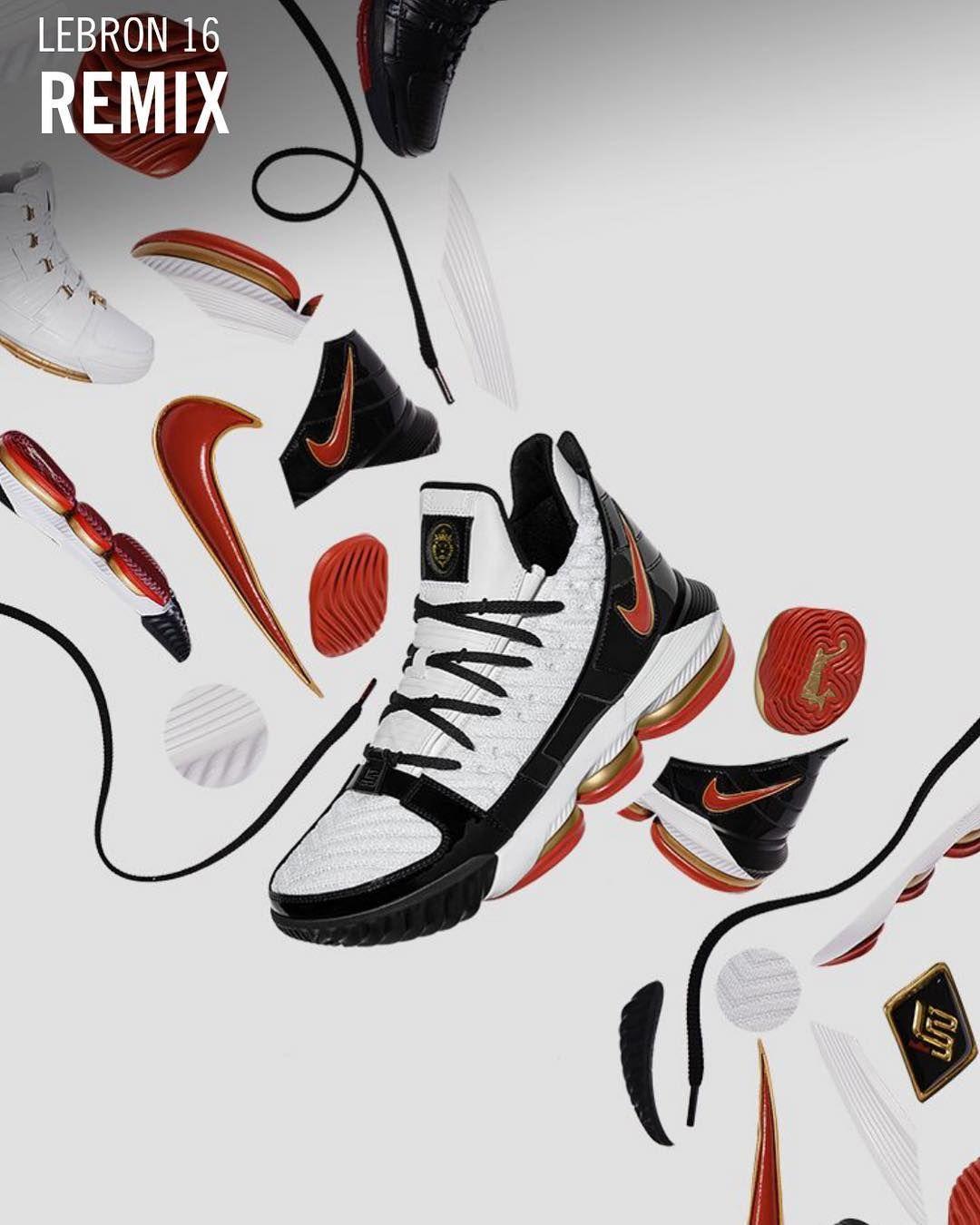 a13d767783404 Who copped  kingjames LeBron 16 Remix     LebronWatch  fashion  fashionblog