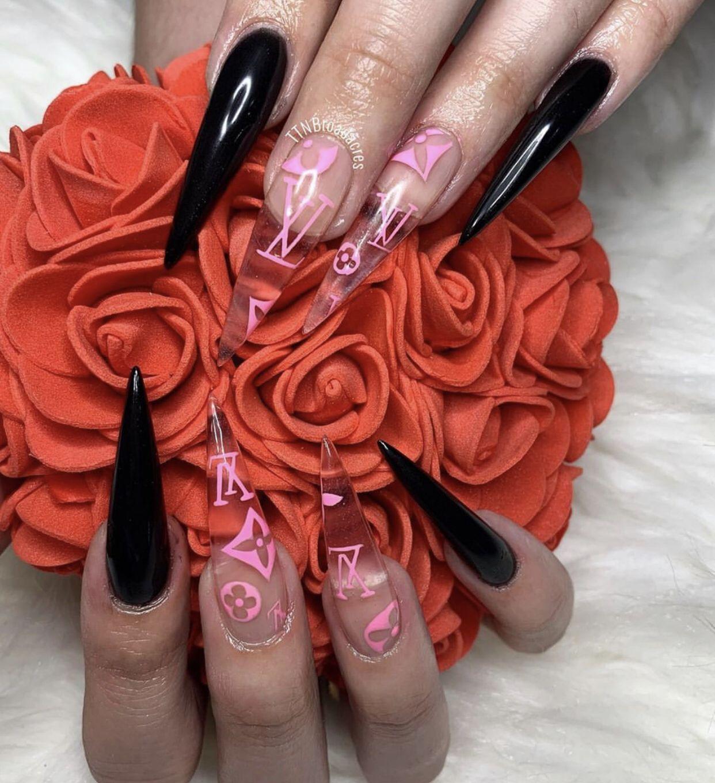 Louis Vuitton Nails Fourways Broadacres