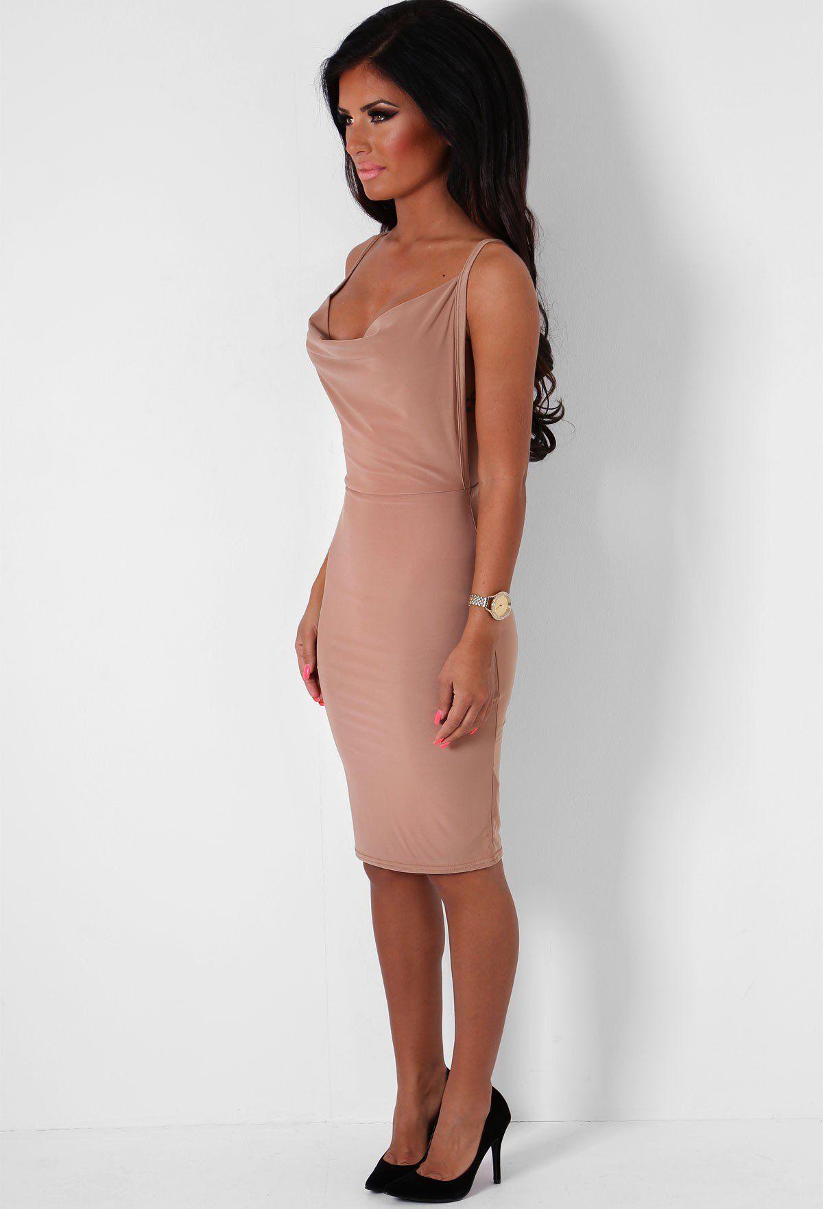 Nadia mocha backless dress dresses pinterest inspire clothing