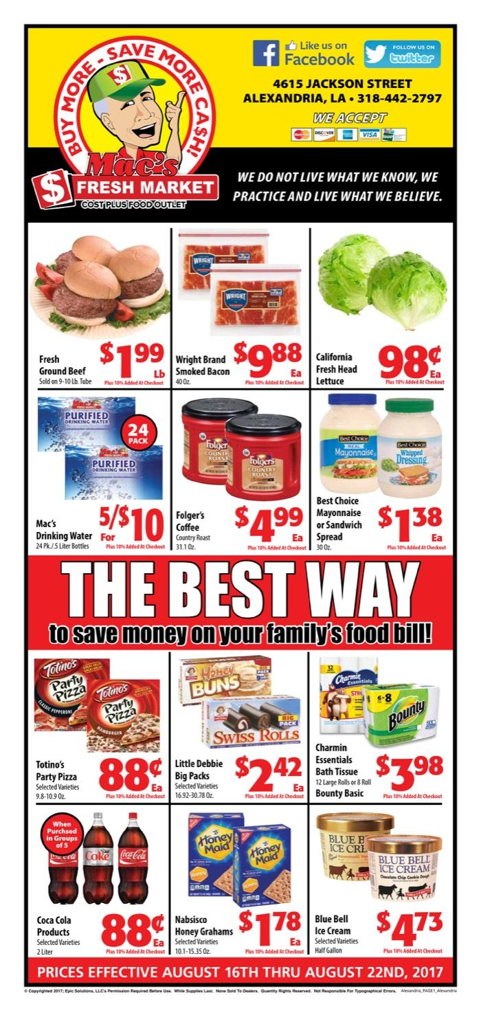 Country Fresh Market Weekly Ad