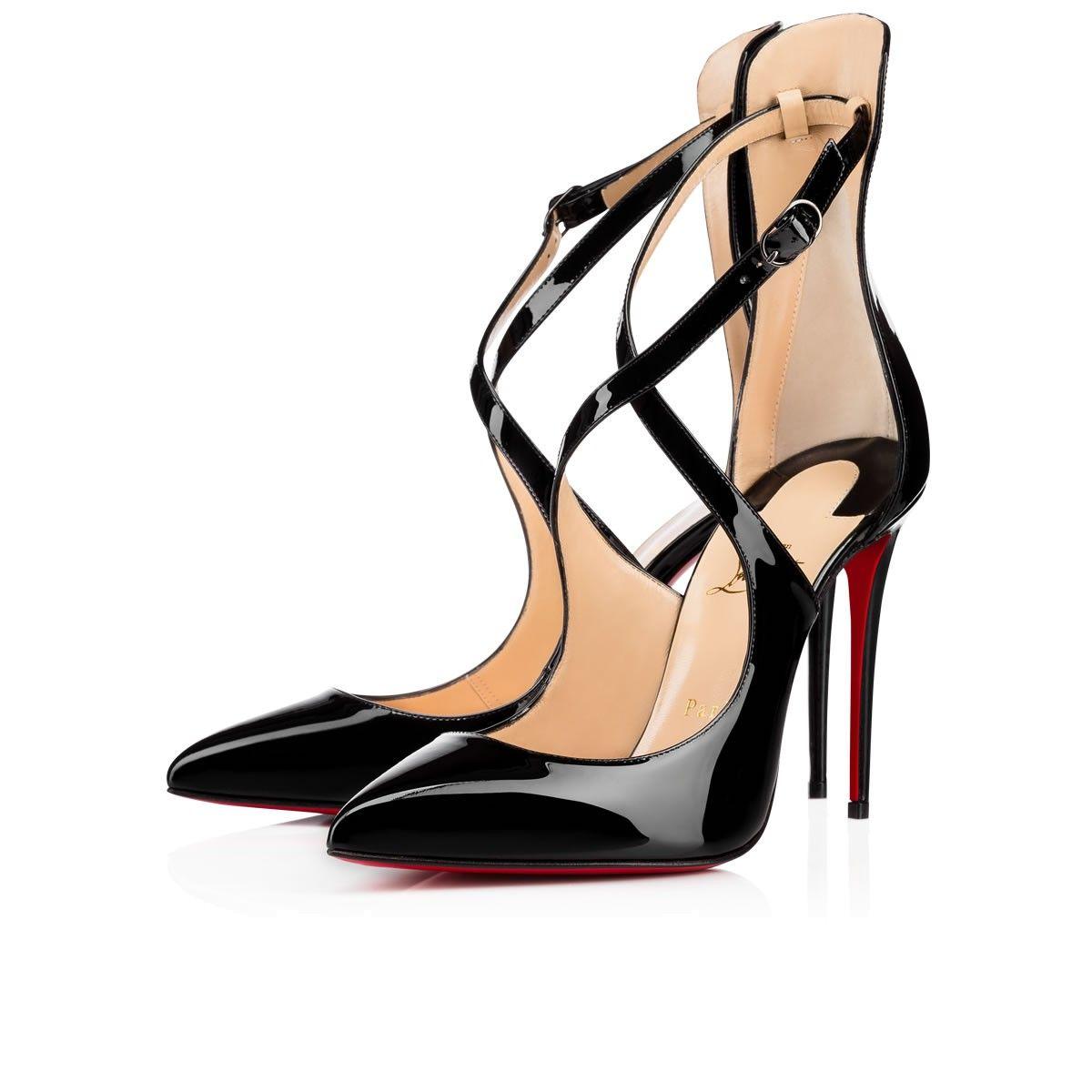 bottes femme christian louboutin