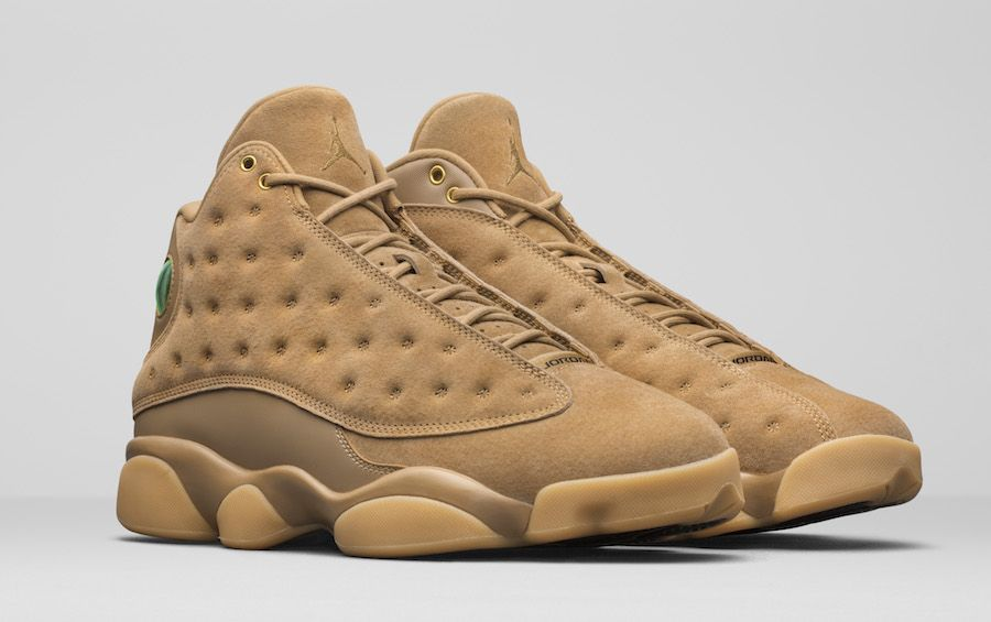 womens air jordan xiii wheat