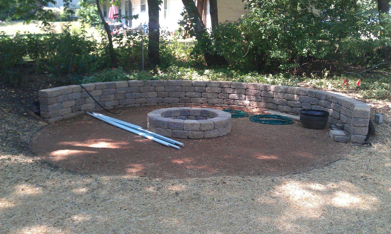 Grading, Landscaping, Paver Patios, Retaining Walls and Yard