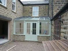 image result for lean to timber sunroom kits uk front and roof only