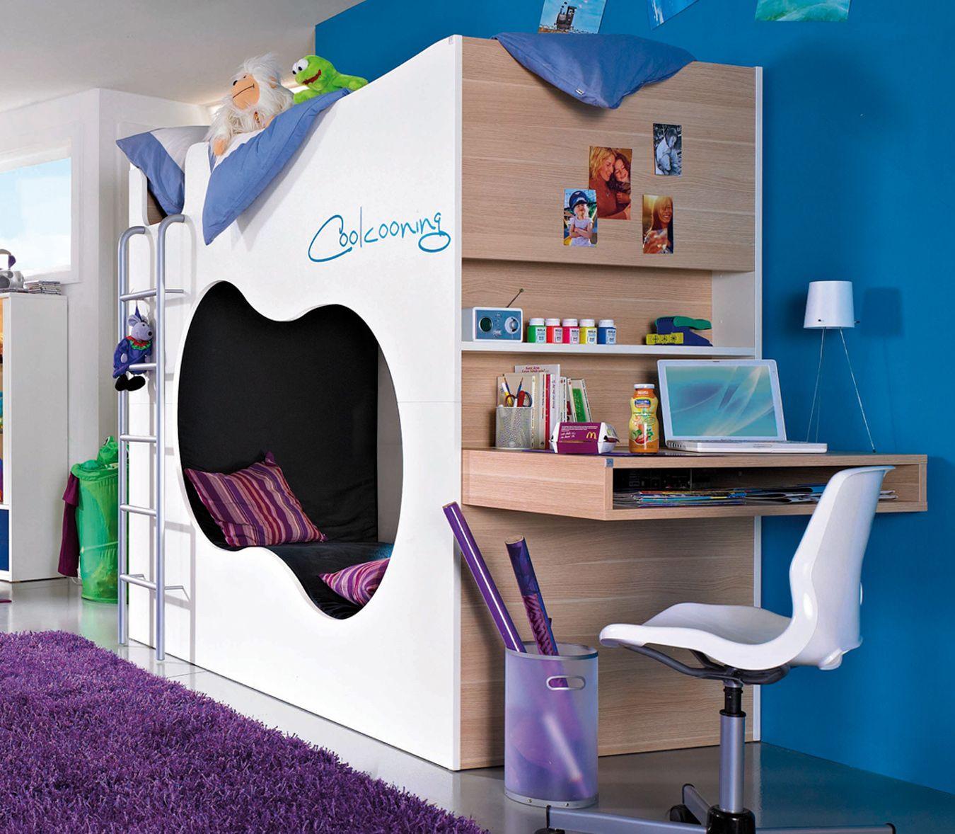 1000+ images about bunk bed 4 kids   hochbett für kinder on