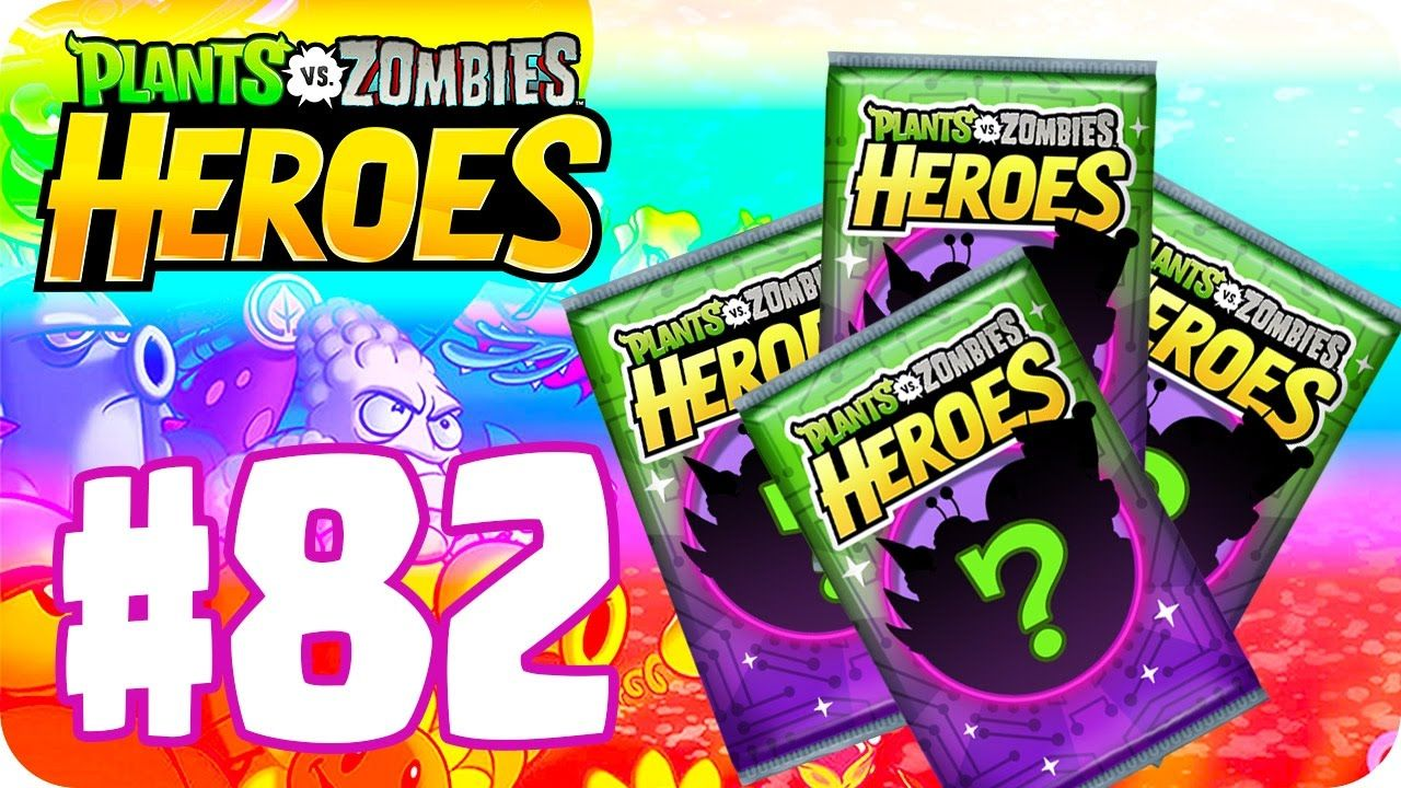 ABRIENDO 60 MULTISOBRES PREMIUM EN BUSCA DE LEGENDARIAS#82 - PvZ Heroes ...