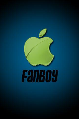 Apple FanBoy iphone wallpaper by Photogenic5 on DeviantArt