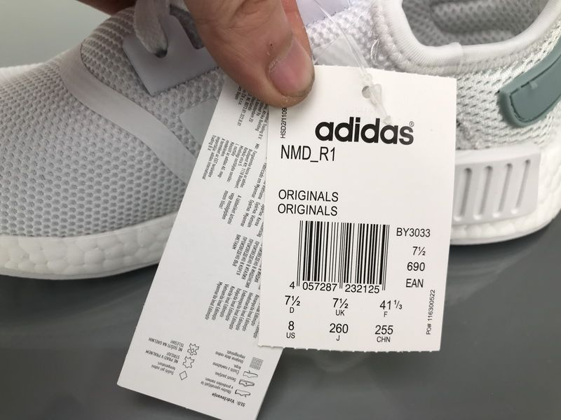 "3e7967933ed08 Adidas NMD R1 Mesh ""Tactile Green"" BY3033 Men Women Ladies Girls Real Boost  for Sale8"