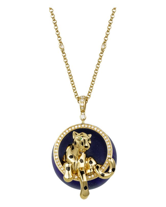 0af2087f6eecb Cartier Panther necklace | Beauty Above All Else in 2019 | Cartier ...