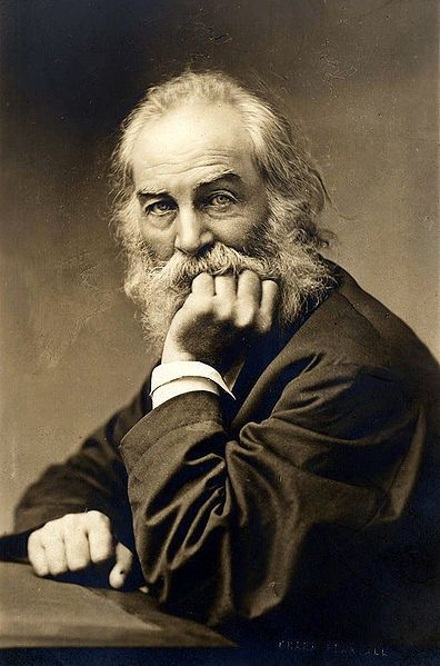 Walt Whitman Poet And Author Of Leave Gras Portrait People Oscar Wilde Essay On Disobedience