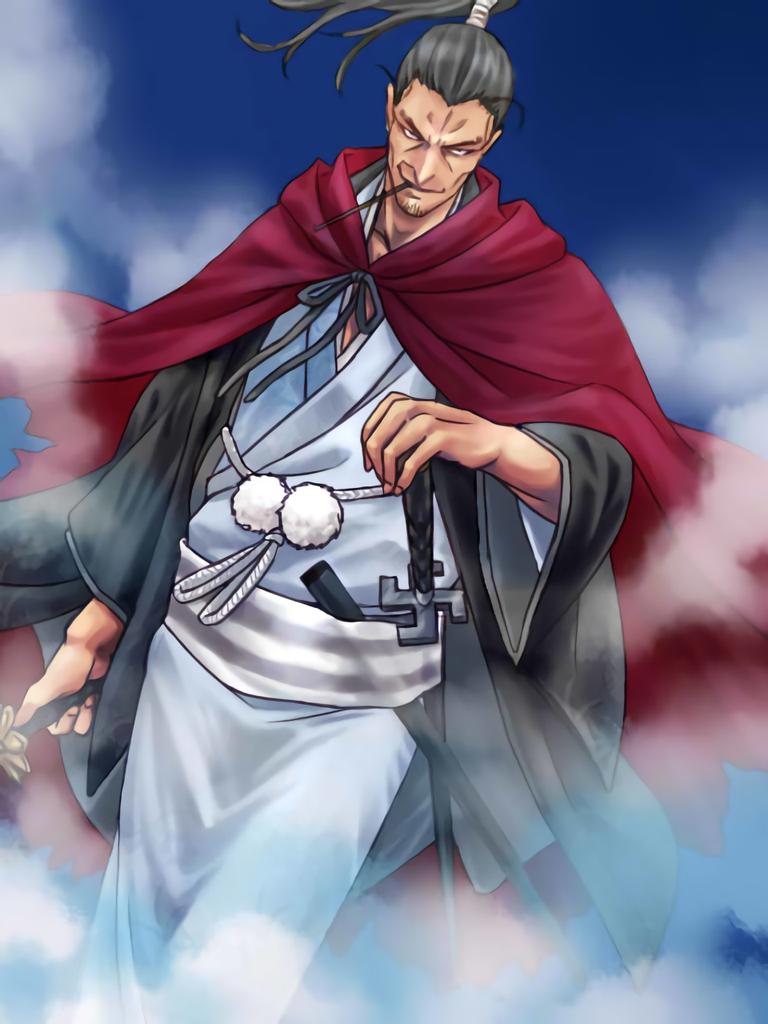 Atomic Samurai R Onepunchman One Punch Man One Punch Man One Punch Man