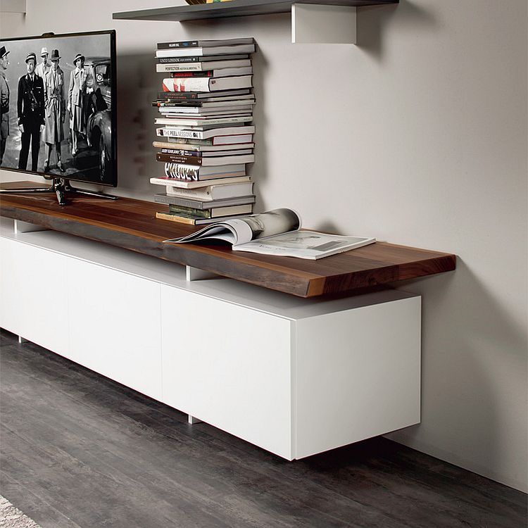 Trendy TV Units for the Space-Conscious Modern Home | Tv stands ...