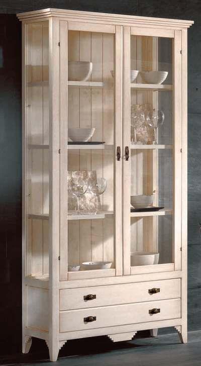 Ampliar decoracion pinterest alacenas de cocina for Decoracion para vitrinas
