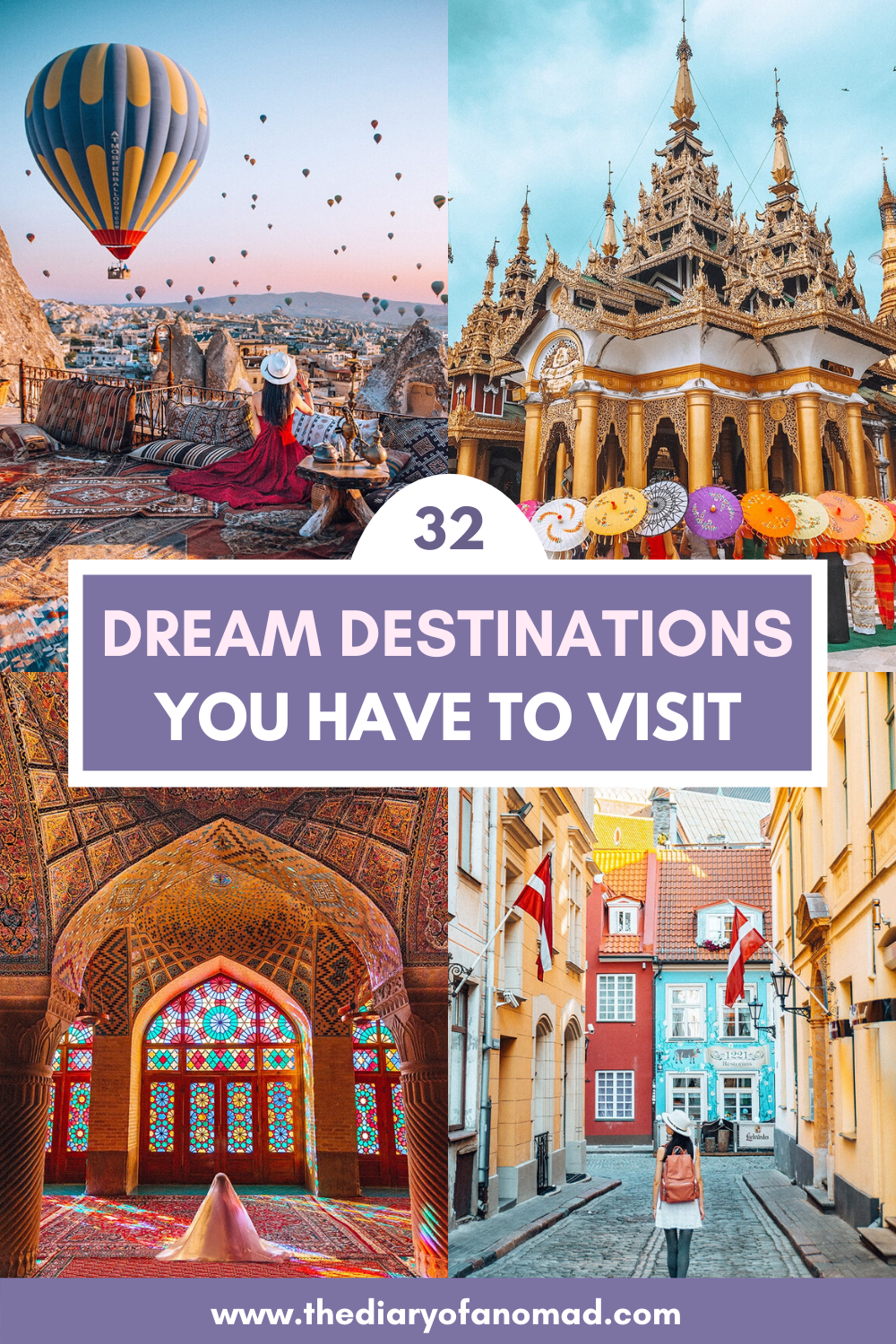 32 Dream Destinations to Add to Your Bucket List -   18 travel destinations Africa adventure ideas