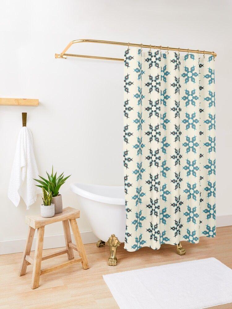 'Kettukas #72' Shower Curtain by Kettukas#curtain #kettukas #shower