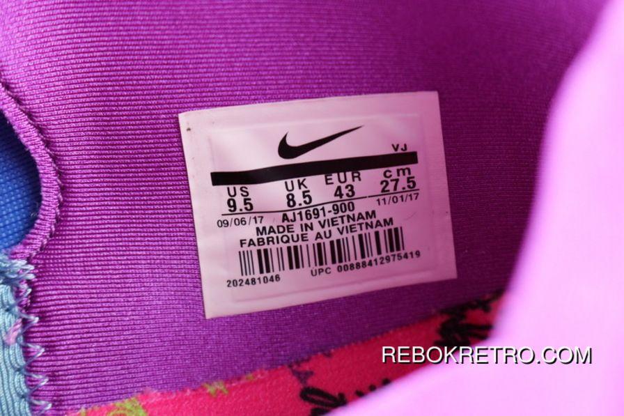 380 Nike Kyrie 4 MultiColor AQ1691 900 Irving 4 Rainbow