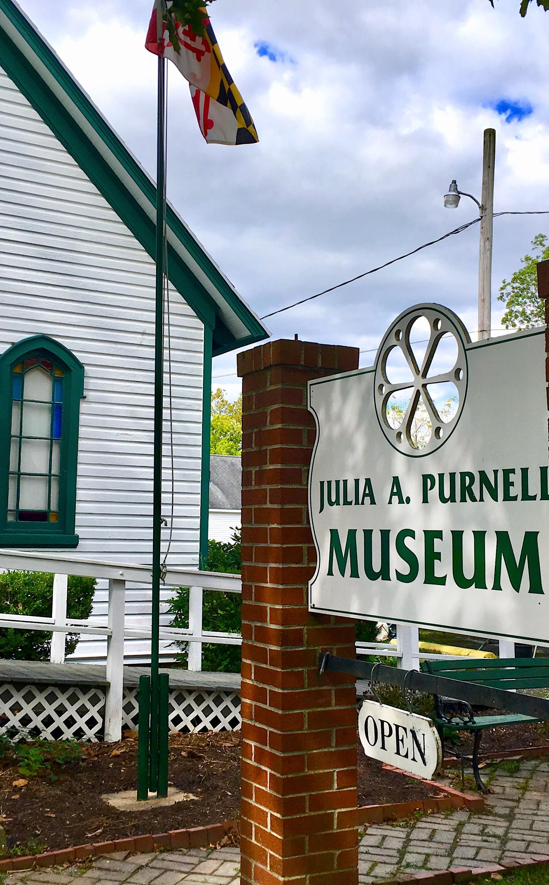 Known Locally As Worcester County S Attic Don T Miss The Julia A Purnell Museum If You Re Visiting Snow Hill Worcester County Maryland Beaches State Parks