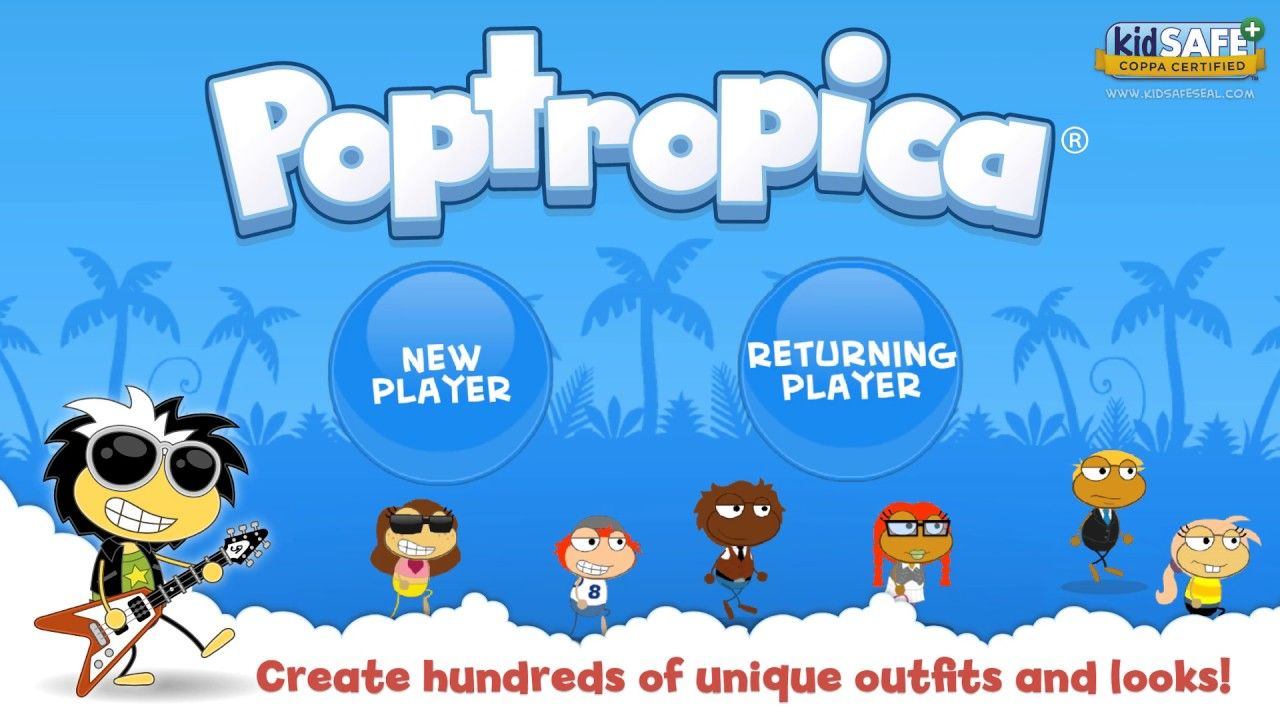 Appy Friday Week 5 Poptropica Kids App Elementary