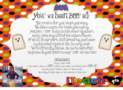 Boo! The Long October...