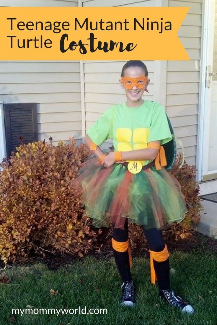 Teenage mutant ninja turtles costume costumes pinterest turtle dressing up as a teenage mutant ninja turtle is so much fun especially when you solutioingenieria Image collections