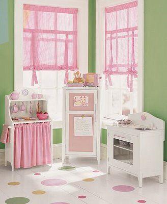 Girls Play Room Cute Ellie S New Bedroom Pinterest Pottery
