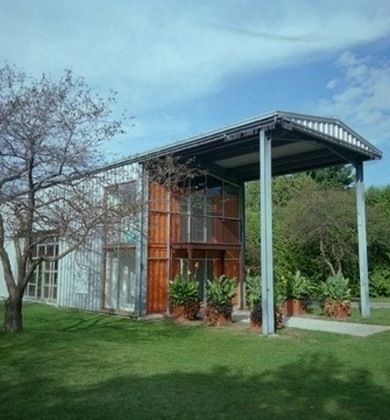 10 Cool Shipping Container Homes Sea Container Homes Container Homes Cost Container House