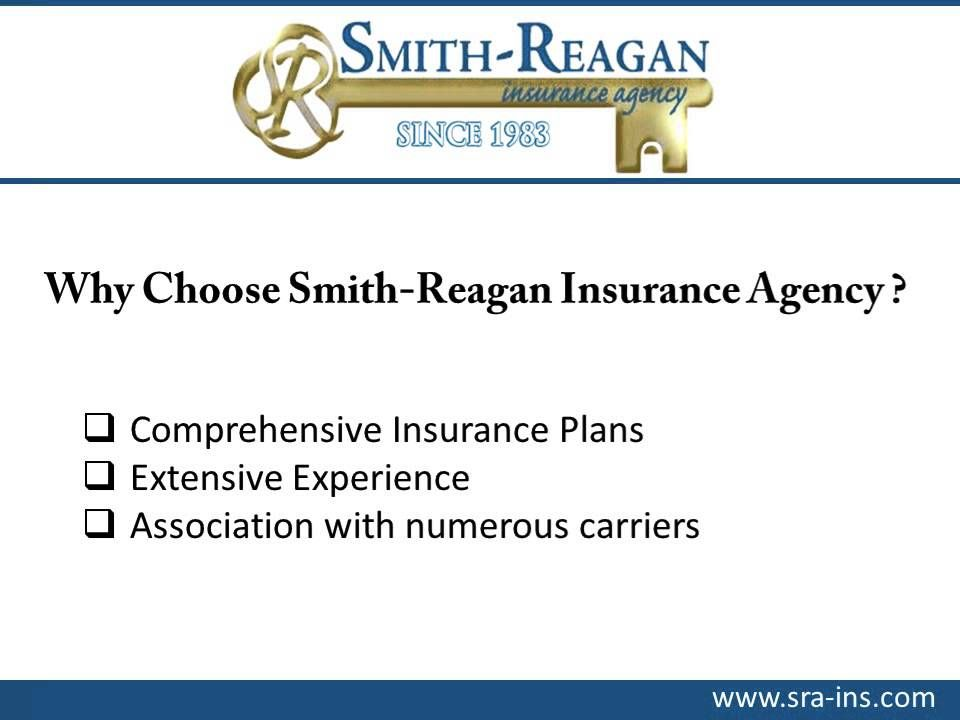 Smith Reagan Insurance Agency Offers Affordable Auto Insurance In Mcallen Tx The Agency Offers A Wide Range Of