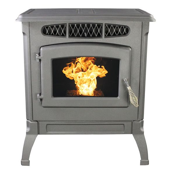 Breckwell P4000 Classic Cast Pellet Stove Ourfireplace Pellet Stove Simple House Pellet