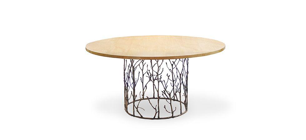 Luxus Esstisch | BRABBU Ist Eine Designmarke, Die Einen Intensiven  Lebensstil Wiederspiegelt. Sie Bringt