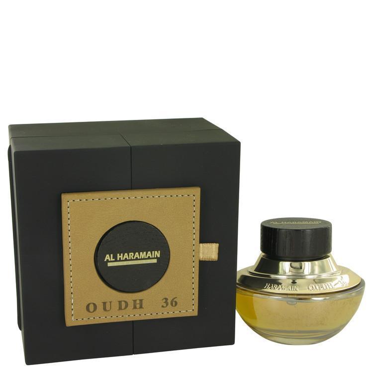 Oudh 36 By Al Haramain Eau De Parfum Spray Unisex 2 5 Oz For Men